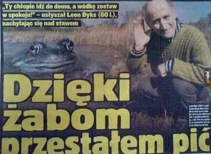 Pomocne żaby
