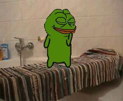 Imprezowy mini-Pepe