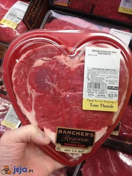 Walentynkowy prezent Amerykanów