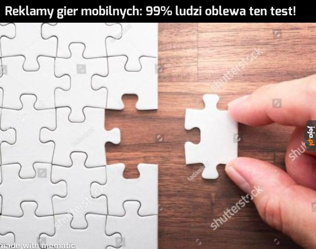 A Wy wiecie, jak to rozwiązać?