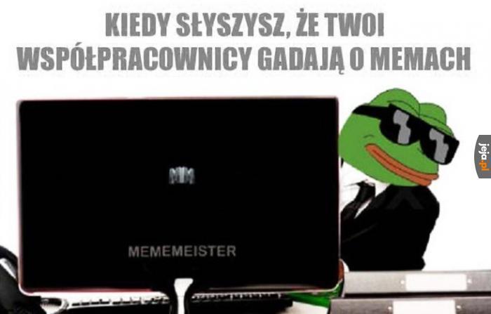 Czy ktoś powiedział memy?