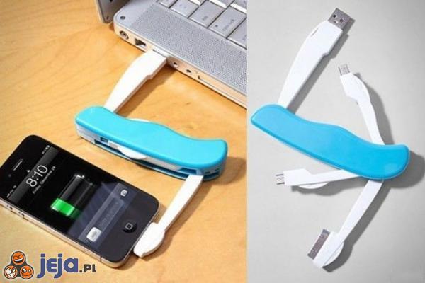 Scyzoryk USB
