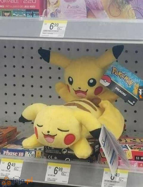 Pikachu, co ty robisz?