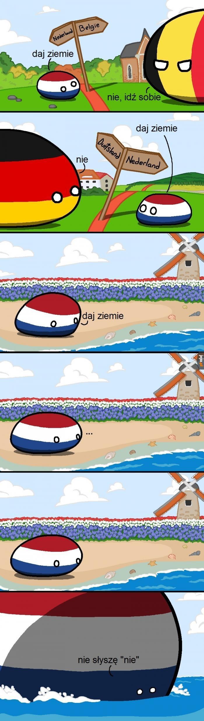 Jak Holendrzy zdobyli terytorium