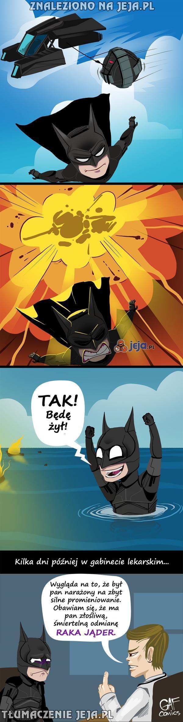 Batman: Nieznana historia