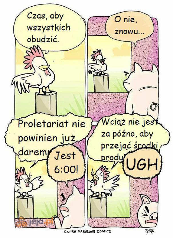 Komunistyczny kogut