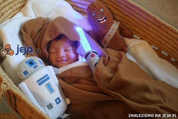 Młody mistrz Jedi