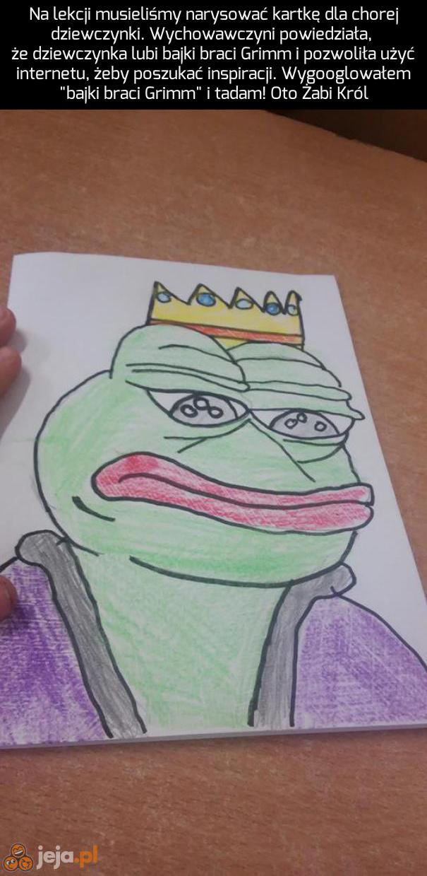 Król Pepe