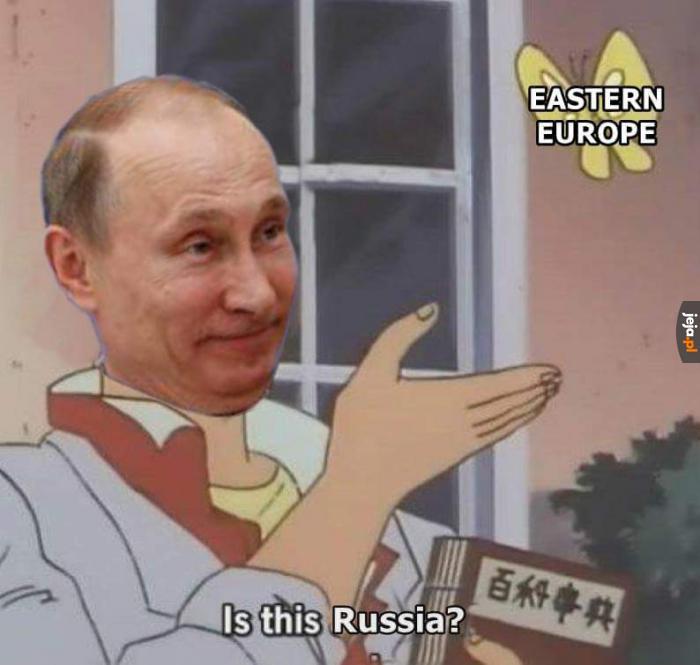 Wschodnia Europa to łakomy kąsek