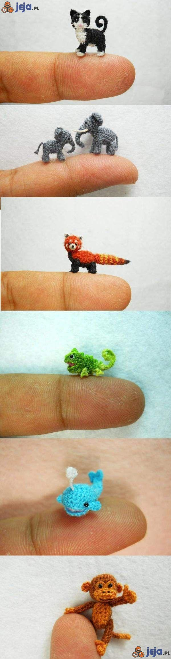 Mini maskotki