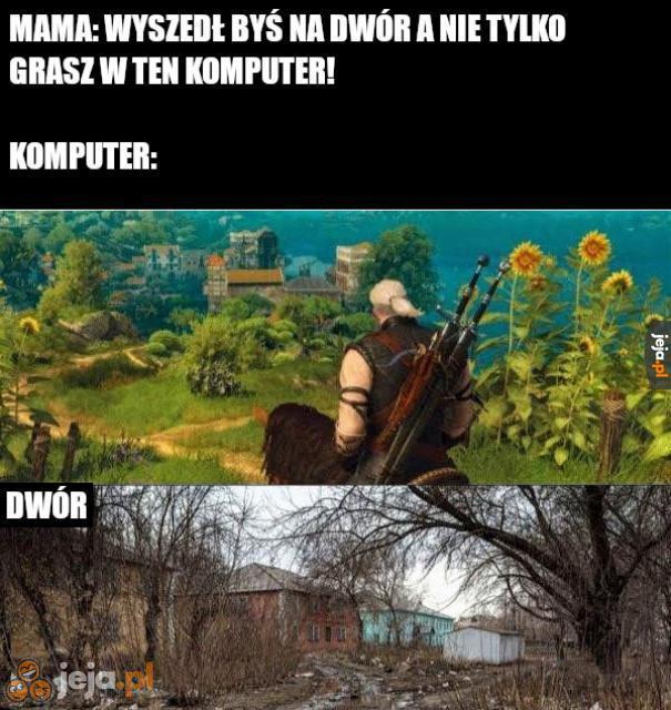 A potem, że depresja to wina gier