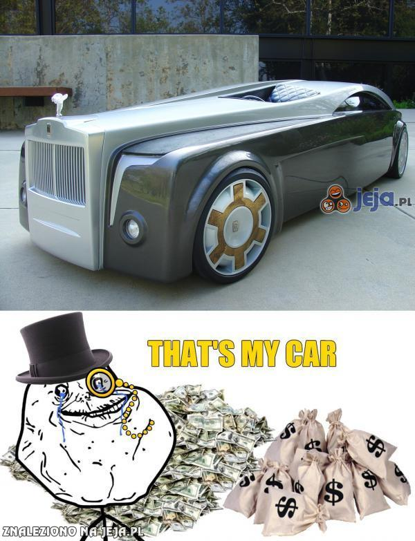 Forever alone and rich