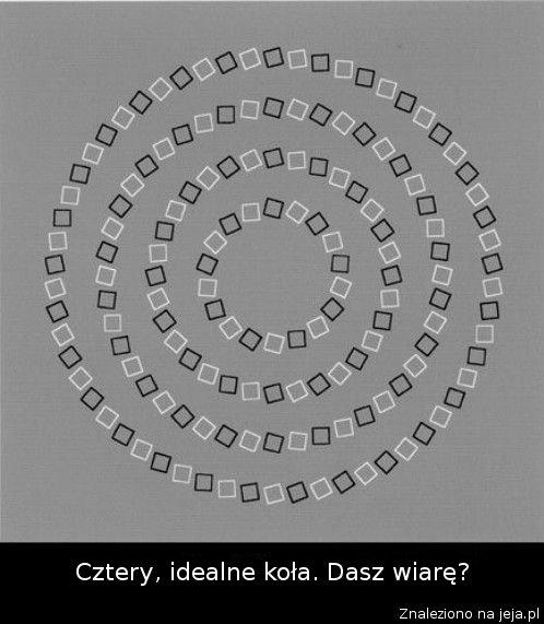 Iluzja z kołami