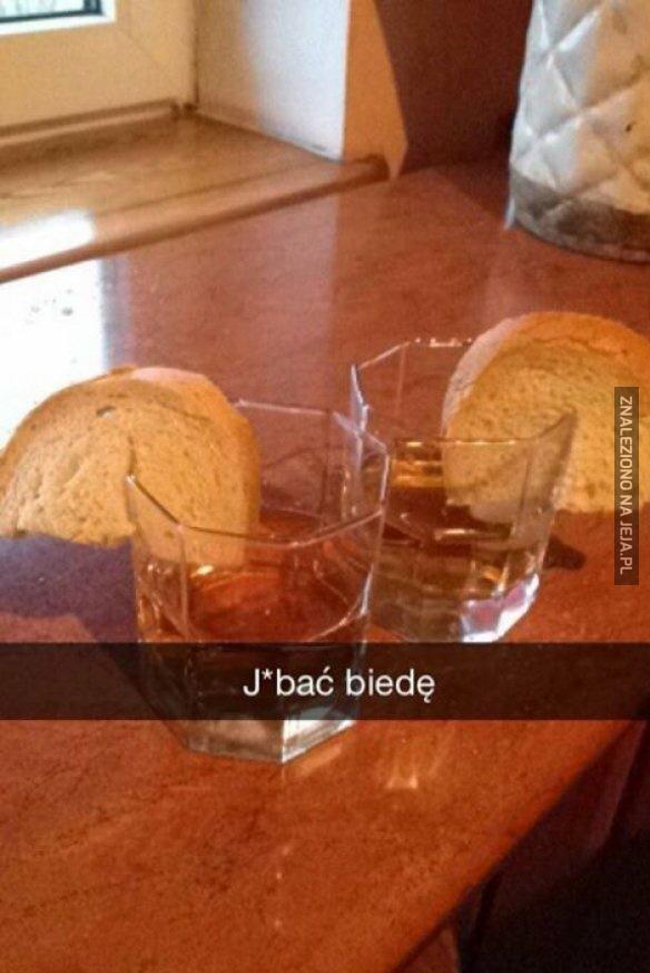 Chleb też dobry!
