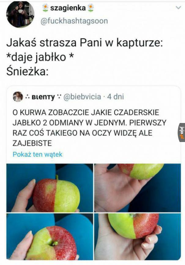 Czaderskie jabłko