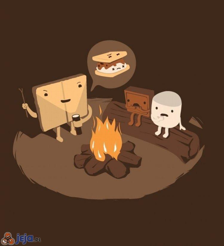 Straszne opowieści przy ognisku