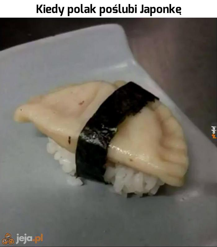 Kuchnia polsko-japońska