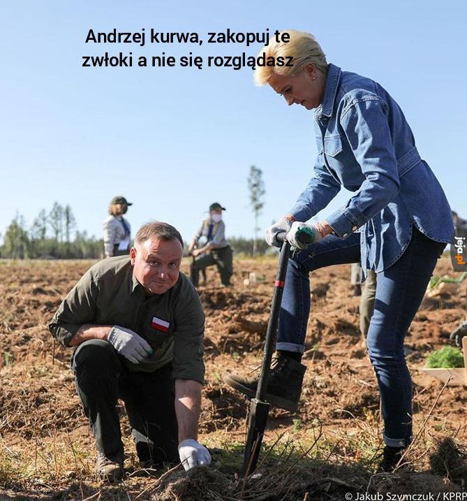 No rusz się, Andrzej
