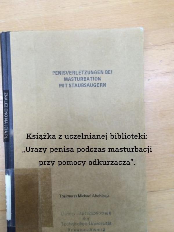 Podręcznik... od czego?