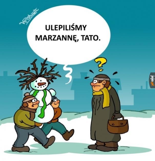 Marzanna w tym roku