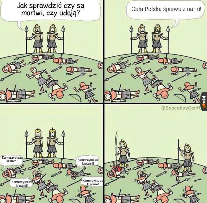 Cała Polska śpiewa z nami?