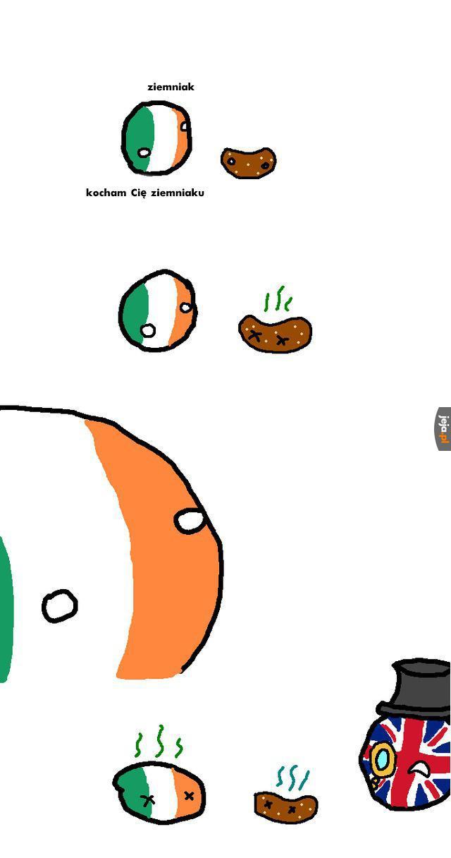 Tragedia Irlandii