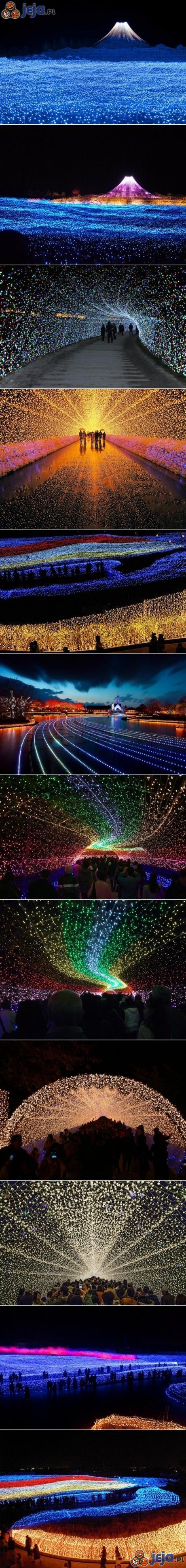 Japoński Festiwal Światła