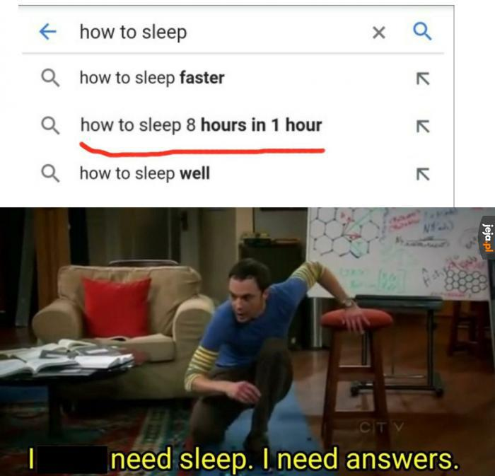 Będę mógł przeglądać memy całą noc i być wyspany na e-lekcje!