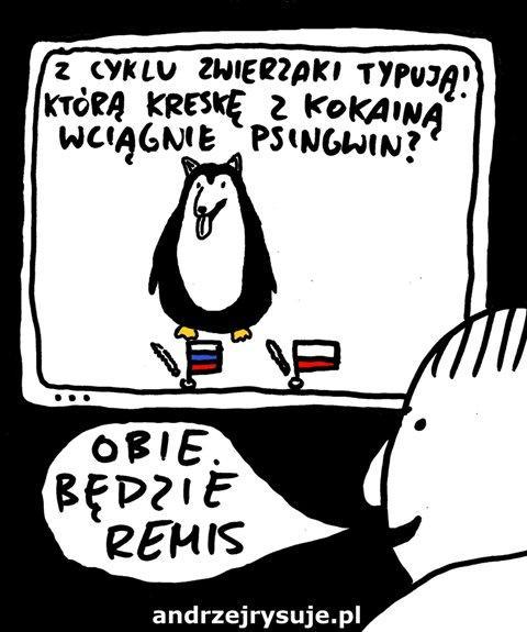 Typowanie: Rosja czy Polska?