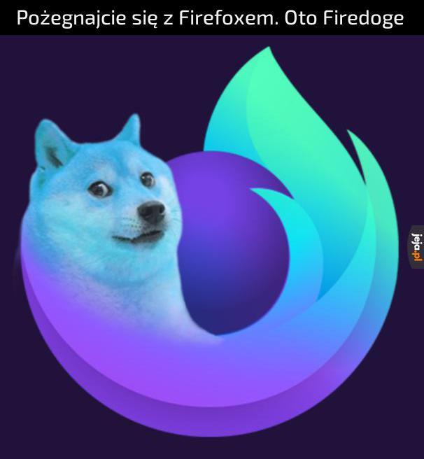 Firefox zmienił logo