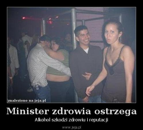 Minister zdrowia ostrzega