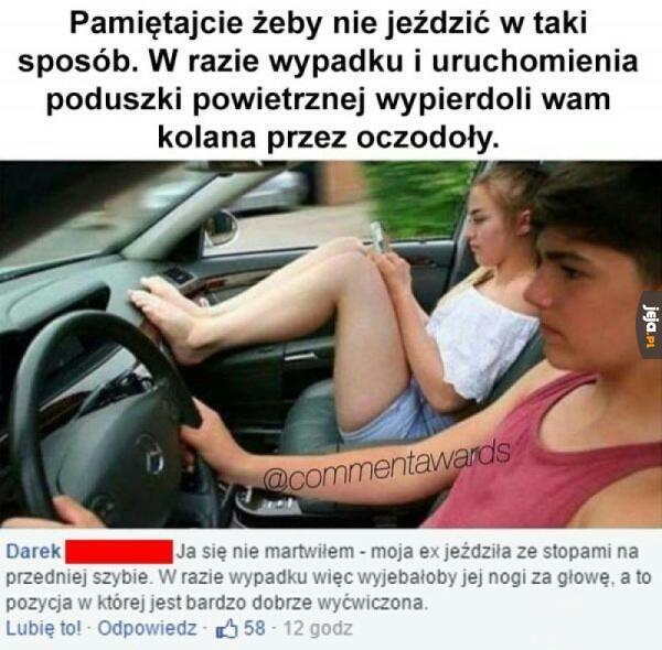 Bezpieczna jazda to podstawa