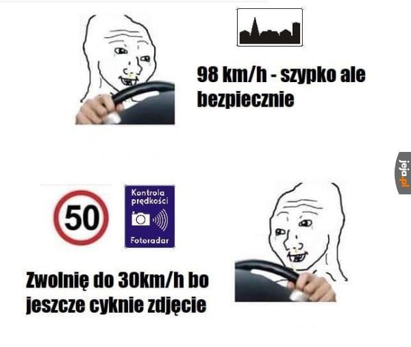 Polscy kierowcy w pigułce