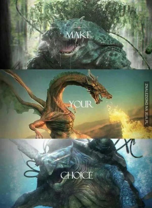 Wybierz jednego
