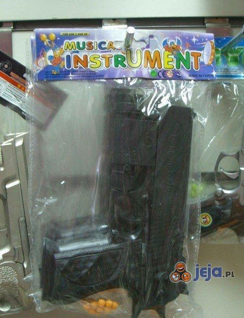 Muzyczny instrument