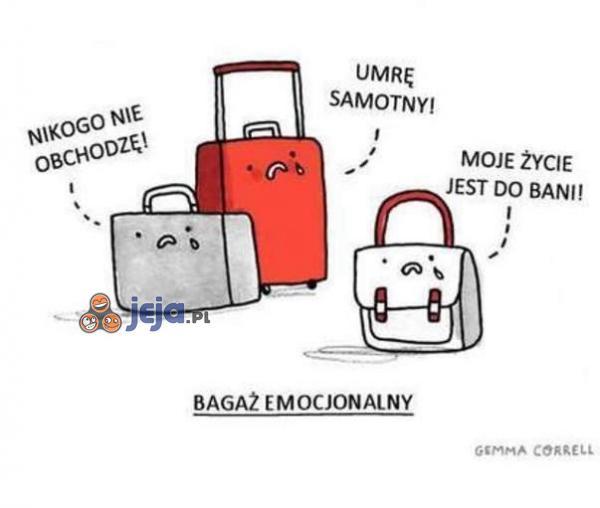 Bagaż emocjonalny