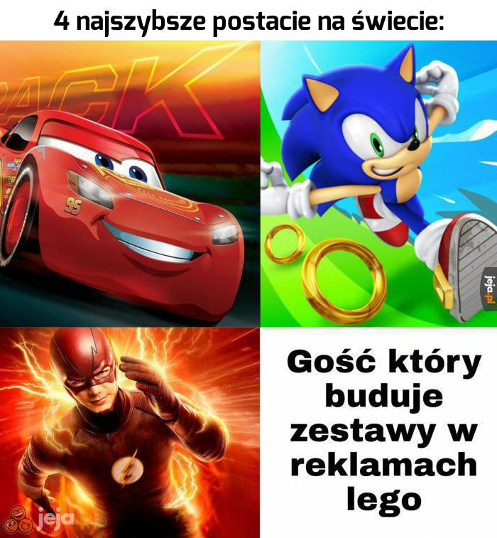 Ta prędkość!