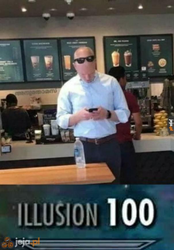 Mistrz iluzji