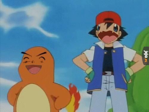 Zamiana twarzy level: Pokemon
