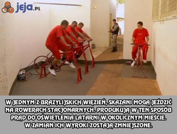 W brazylijskim więzieniu się udało, to dlaczego nie w Polsce?