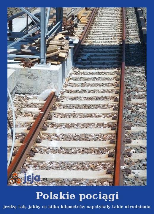 Polskie pociągi