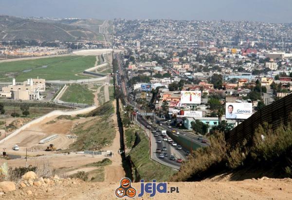 Granica Meksyku i USA
