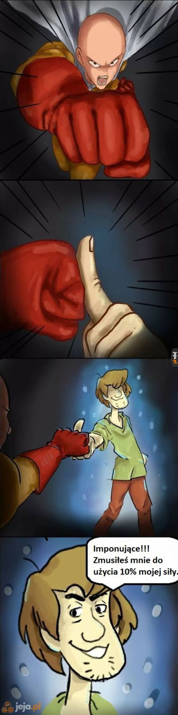 Najpotężniejsza postać w anime