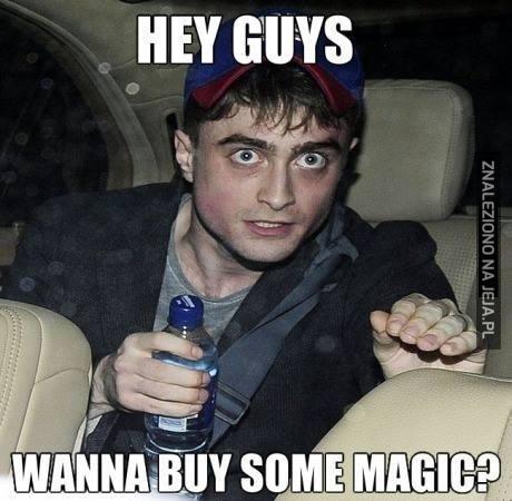 Chcecie kupić trochę magii?