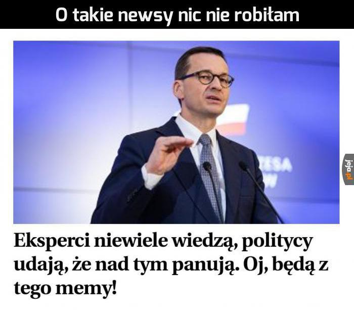 News dnia: będą memy