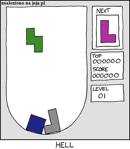 Tetris dla zaawansowanych