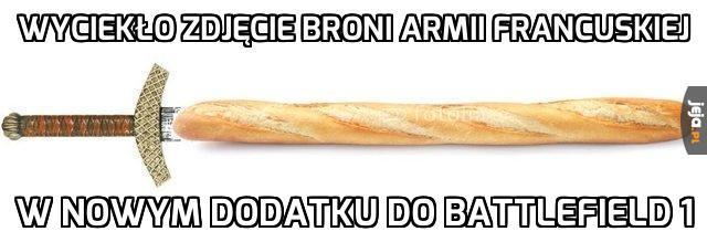 Nowa broń w Battlefieldzie