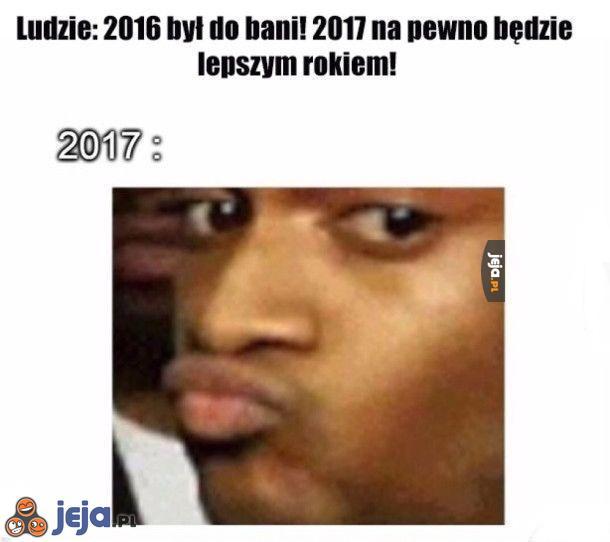 Słaby rok 2016