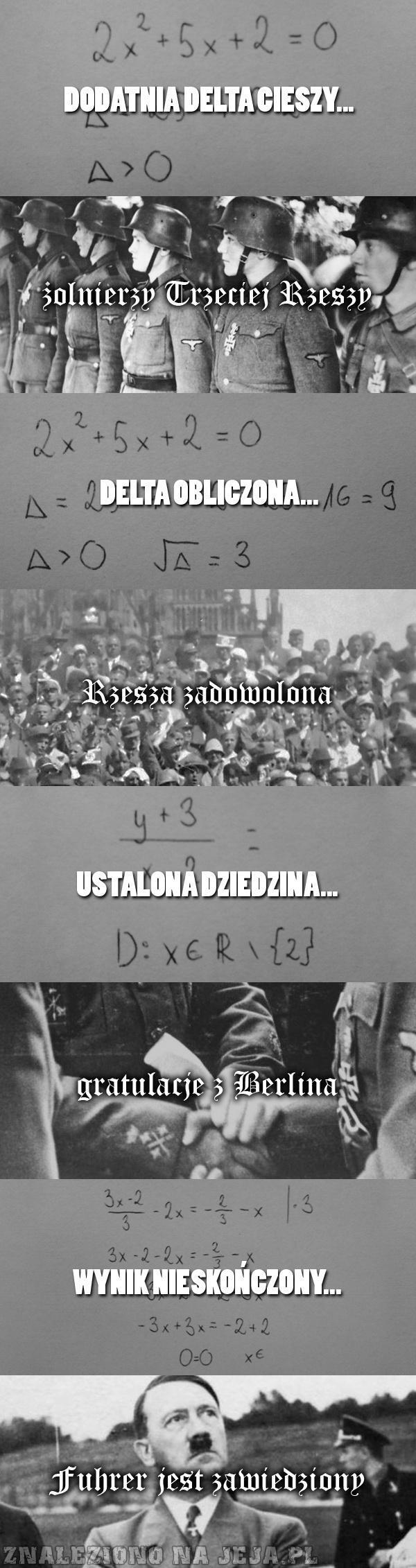 Matematyka III Rzeszy