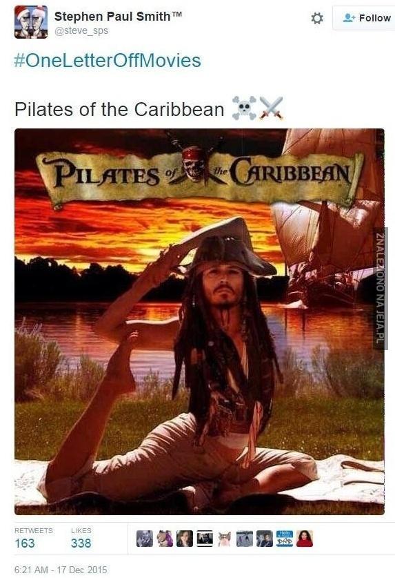 Pilates z Karaibów